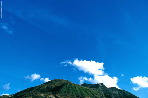Il monte Epomeo a Serrara Fontana